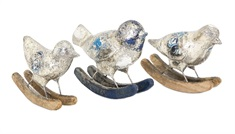 Rockin Birds - Set of 3