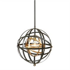 Rondure 1 Light Sphere Pendant