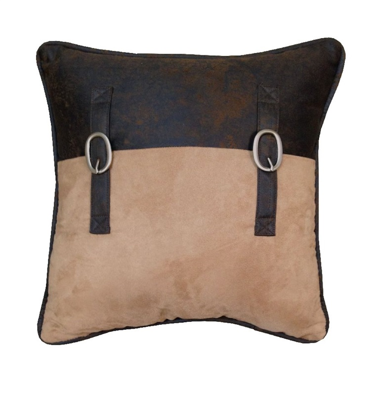 Saddle Bag Pillow
