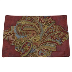 San Angelo Paisley Placemat