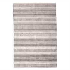 Scottia Taupe Hand Woven Rug Swatch
