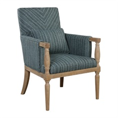Seamore Pattern Armchair