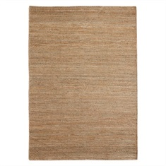 Seeley Brick Hand Woven Rug Swatch