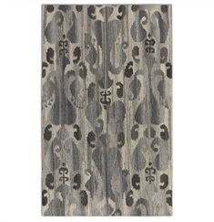 Sepino Gray Hand Tufted Rug Swatch