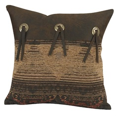 Sierra Pillow with Conchos