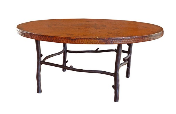 South Fork Round Coffee Table