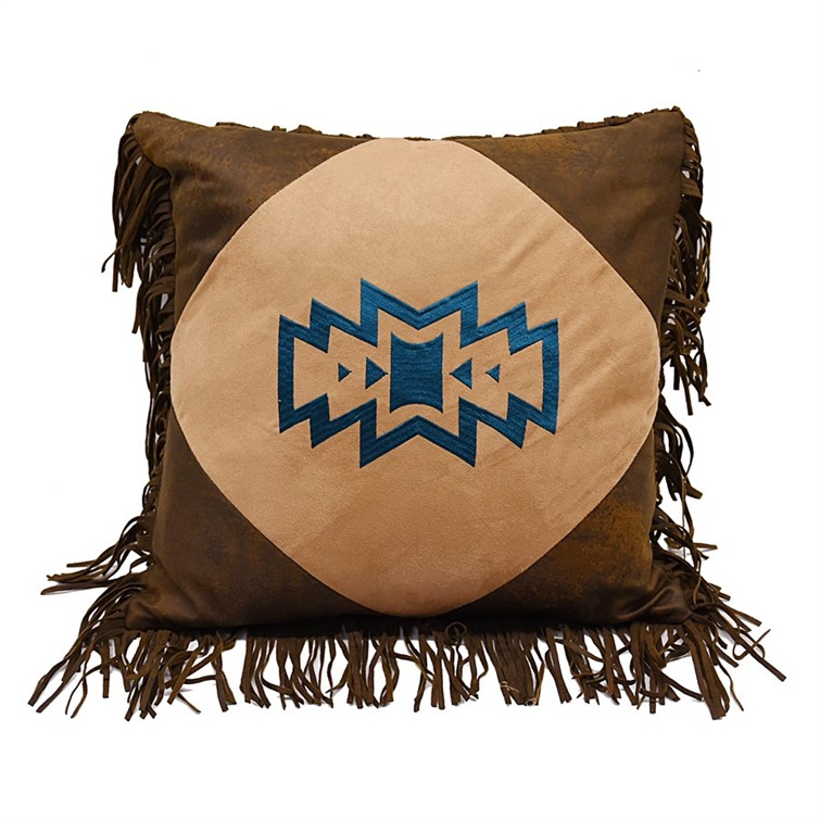 Southwest Emblem Pillow