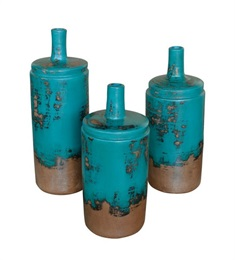 Spring Valley Urns, S/3