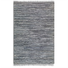 Stockton Blue Hand Woven Rug Swatch