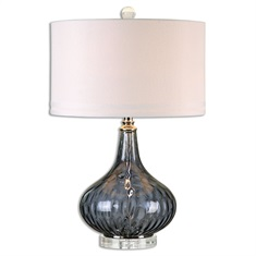 Sutera Water Glass Table Lamp