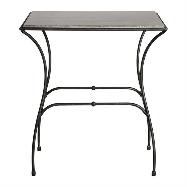 Tamaya Marble Top Accent Table