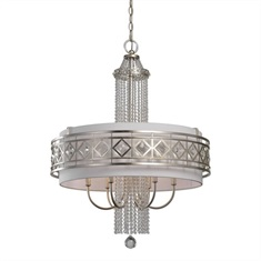 Tamela 6 Light Drum Chandelier