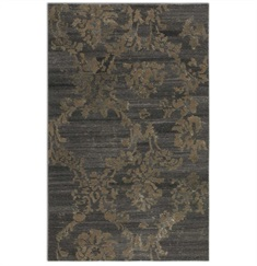 Tavenna Gray Hand Tufted Rug Swatch