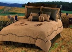 Team Roping Comforter Set