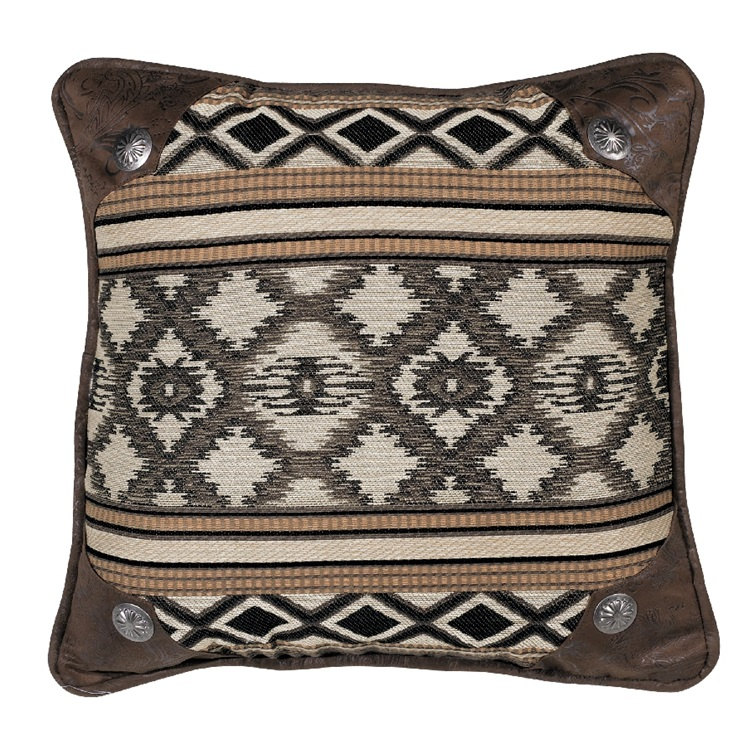 Tucson Patterned Pillow