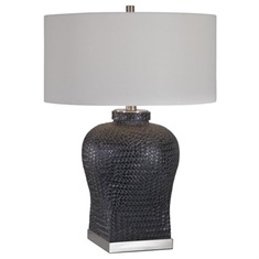 Uttermost Akello Weave Texture Table Lamp