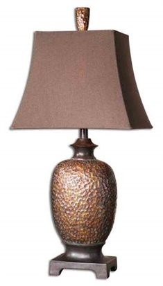 Uttermost Amarion Bronze Table Lamp
