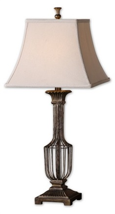 Uttermost Anacapri Antique Gold Table Lamp
