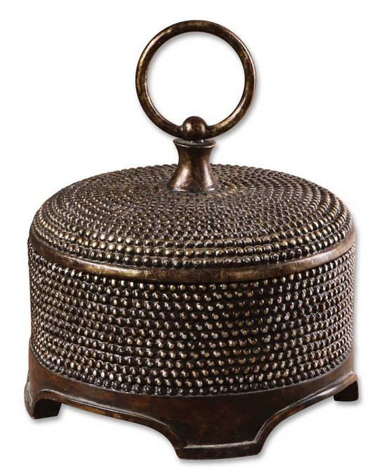 Uttermost Aubriana Distressed Decorative Box
