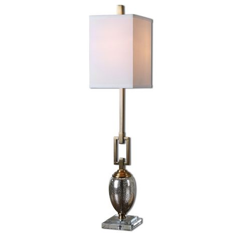 Uttermost Copeland Mercury Glass Buffet Lamp