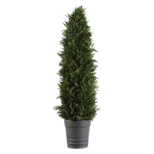 Uttermost Cypress Cone Topiary