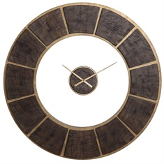Uttermost Kerensa Wooden Wall Clock