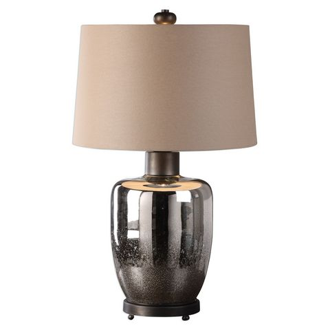 Uttermost Lavelle Mercury Glass Table Lamp