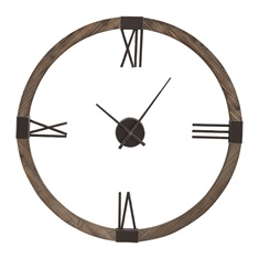 Uttermost Marcelo Modern Wall Clock