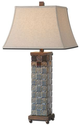 Uttermost Mincio Ceramic Table Lamp