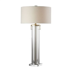 Uttermost Monette Tall Cylinder Lamp