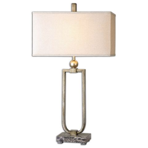 Uttermost Osmund Metal Lamp