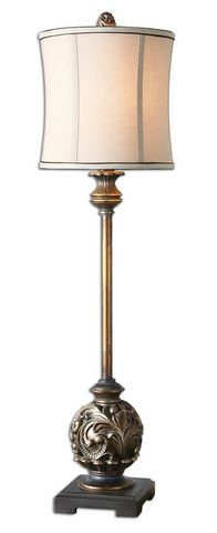 Uttermost Shahla Bronze Buffet Lamp