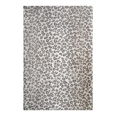 Virunga Beige Hand Tufted Rug Swatch