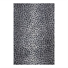 Virunga Gray Hand Tufted Rug Swatch