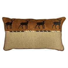 White Tail Deer Pillow