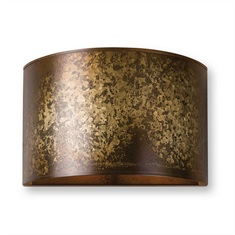 Wolcott 1 Light Golden Sconce